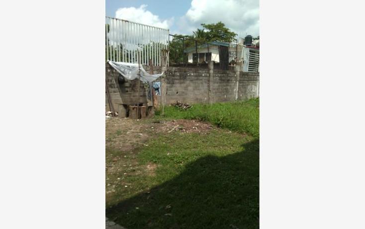 Foto de terreno habitacional en venta en  10, los reyes loma alta, cárdenas, tabasco, 1411681 No. 02