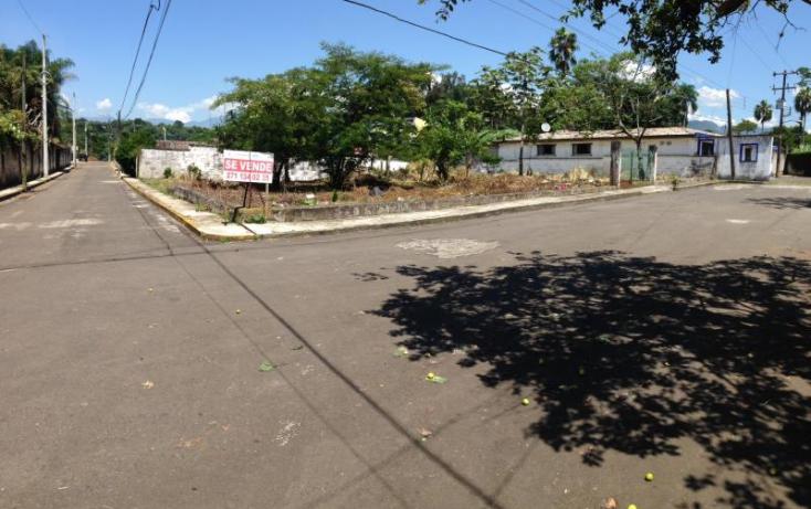 Foto de terreno habitacional en venta en 10, melesio portillo, fortín, veracruz, 391747 no 03