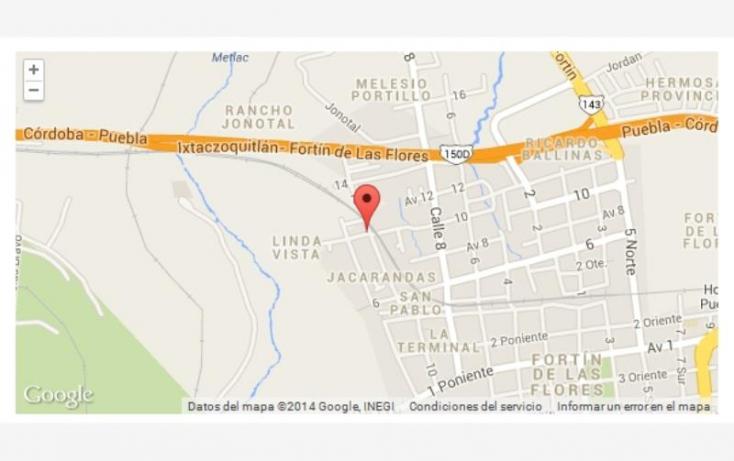 Foto de terreno habitacional en venta en 10, melesio portillo, fortín, veracruz, 391747 no 05