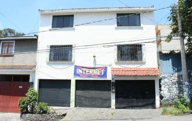 Foto de casa en venta en  10, miguel hidalgo, tlalpan, distrito federal, 1849182 No. 01