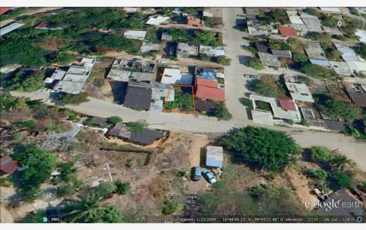 Foto de terreno habitacional en venta en  10, miramar, acapulco de juárez, guerrero, 734113 No. 03