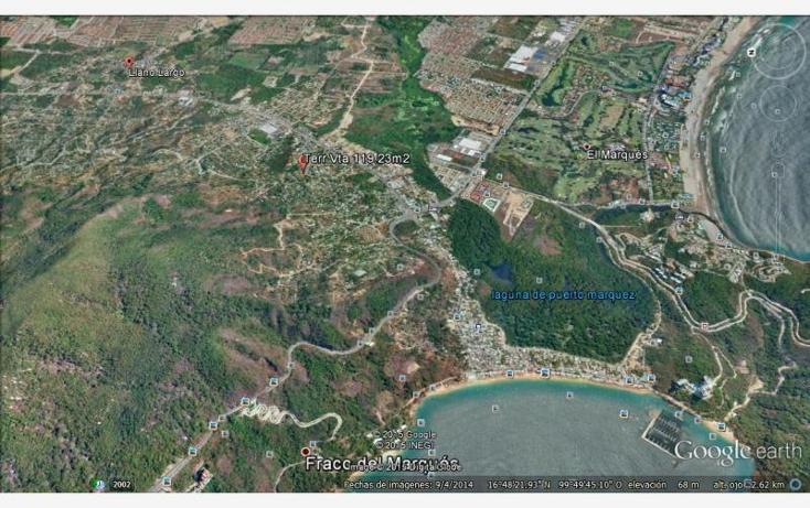 Foto de terreno habitacional en venta en  10, miramar, acapulco de juárez, guerrero, 734113 No. 05