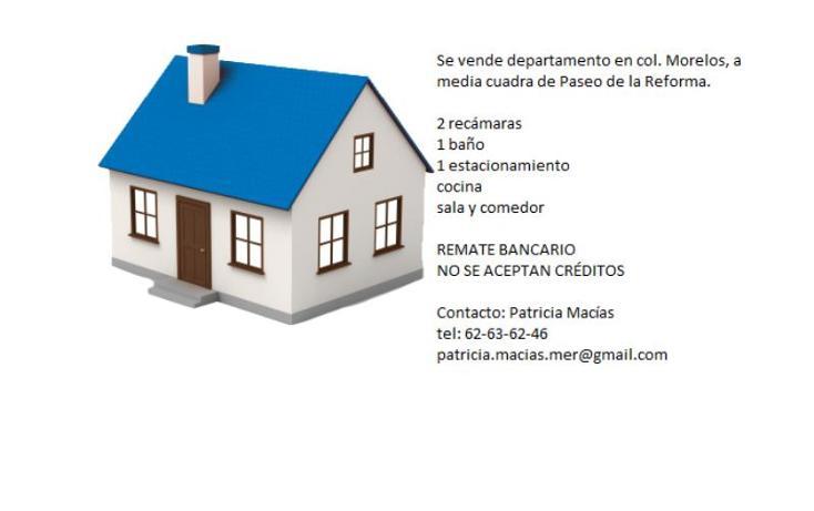 Foto de departamento en venta en carbajal 10, morelos, cuauhtémoc, distrito federal, 2699547 No. 02