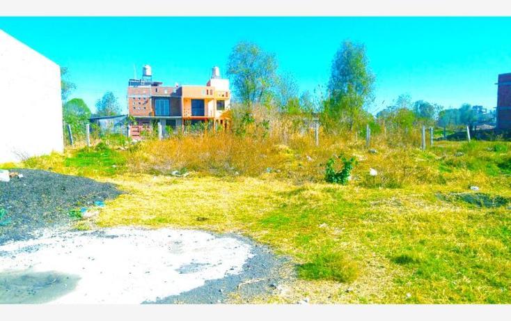 Foto de terreno habitacional en venta en  10, obrera, morelia, michoacán de ocampo, 1725384 No. 01