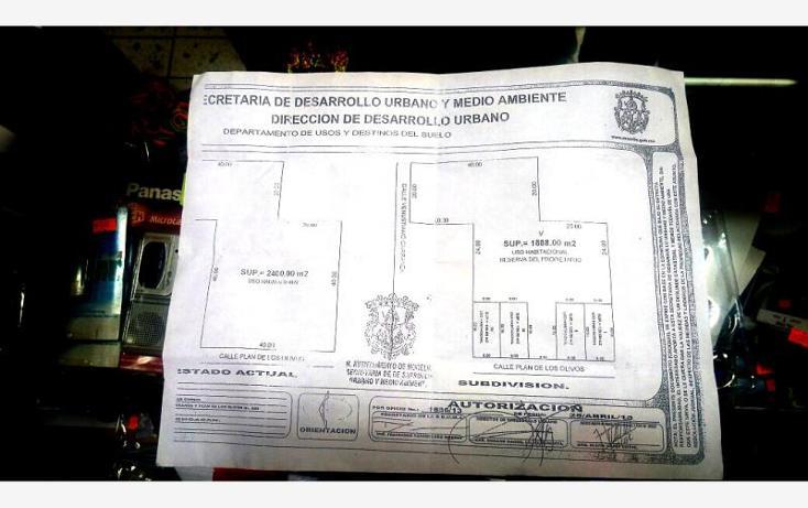 Foto de terreno habitacional en venta en  10, obrera, morelia, michoacán de ocampo, 1725384 No. 03