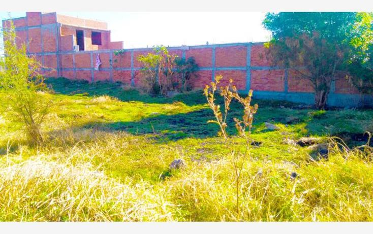 Foto de terreno habitacional en venta en  10, obrera, morelia, michoacán de ocampo, 1725384 No. 04