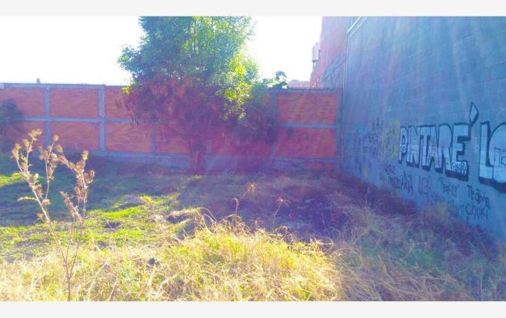 Foto de terreno habitacional en venta en  10, obrera, morelia, michoacán de ocampo, 1725384 No. 05