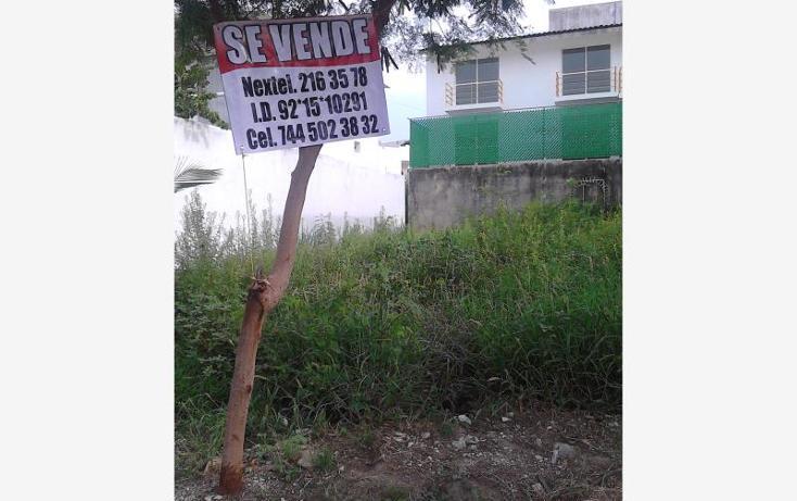 Foto de terreno habitacional en venta en  10, olinalá princess, acapulco de juárez, guerrero, 397662 No. 04