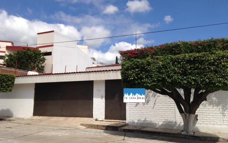 Foto de casa en venta en 10 poniente norte , vista hermosa, tuxtla gutiérrez, chiapas, 1433765 No. 01
