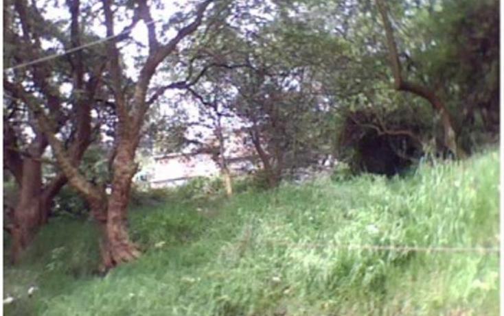 Foto de terreno habitacional en venta en  10, pueblo nuevo alto, la magdalena contreras, distrito federal, 1849282 No. 04
