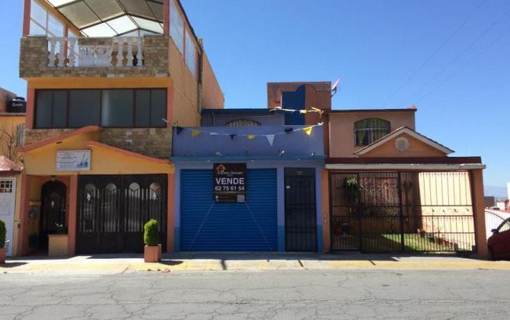 Foto de casa en venta en  10, real del bosque, tultitlán, méxico, 1527320 No. 01