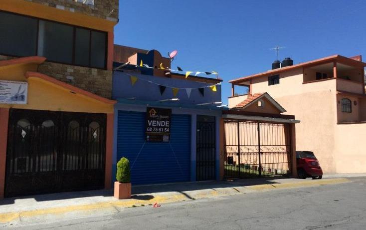 Foto de casa en venta en  10, real del bosque, tultitlán, méxico, 1527320 No. 12