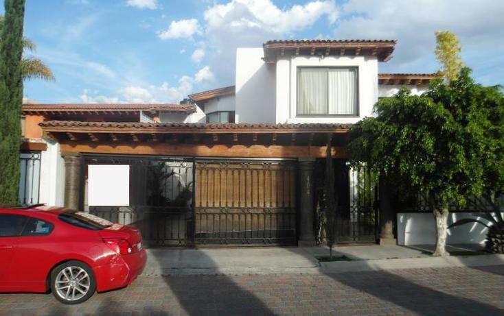 Foto de casa en venta en cerdeña 10, residencial italia, querétaro, querétaro, 828019 No. 01