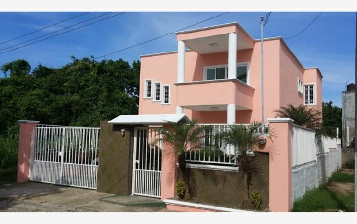 Foto de casa en venta en  10, rio viejo, centro, tabasco, 490850 No. 01