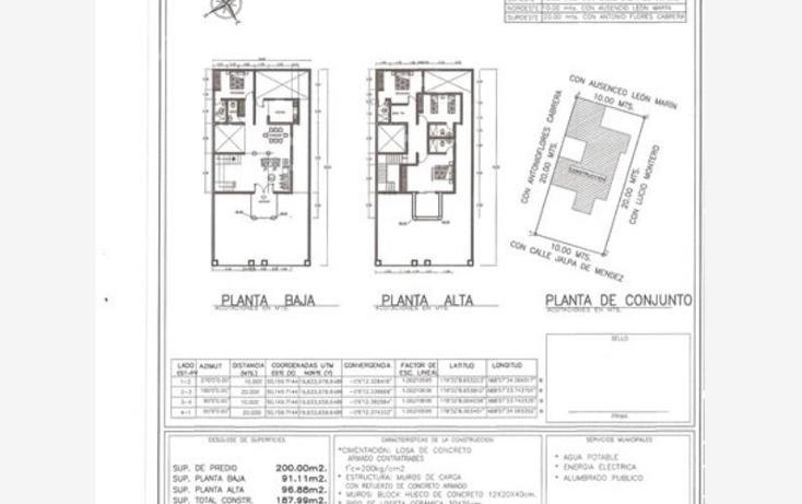 Foto de casa en venta en  10, rio viejo, centro, tabasco, 490850 No. 09