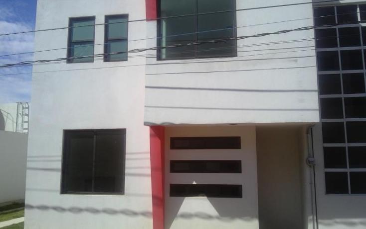 Foto de casa en venta en  10, san luis apizaquito, apizaco, tlaxcala, 1841702 No. 01