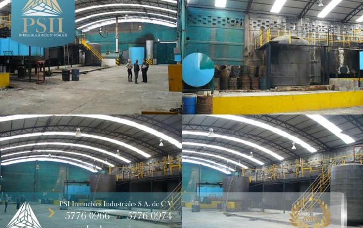 Foto de nave industrial en venta en  10, santa clara coatitla, ecatepec de morelos, m?xico, 845691 No. 01