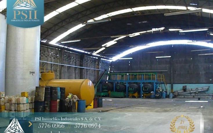 Foto de nave industrial en venta en  10, santa clara coatitla, ecatepec de morelos, m?xico, 845691 No. 05