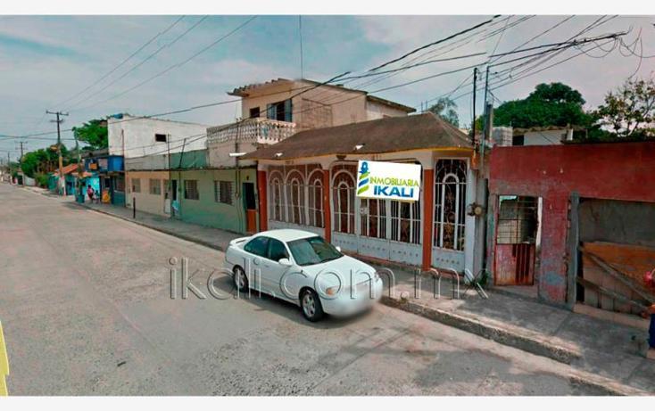 Foto de casa en venta en  10, santiago de la peña, tuxpan, veracruz de ignacio de la llave, 1670988 No. 01