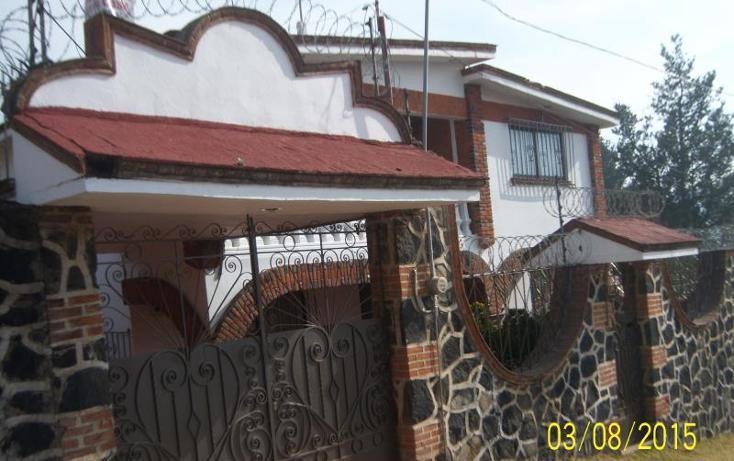 Foto de casa en venta en  10, santo tomas ajusco, tlalpan, distrito federal, 1953166 No. 01