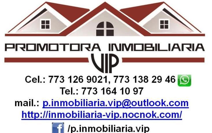 Foto de casa en venta en  10, tlamaco, atitalaquia, hidalgo, 1670918 No. 11