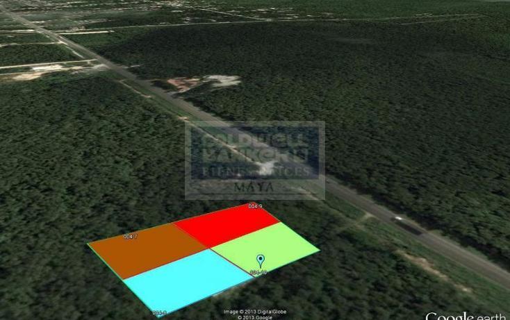 Foto de terreno habitacional en venta en  10, tulum centro, tulum, quintana roo, 332427 No. 07
