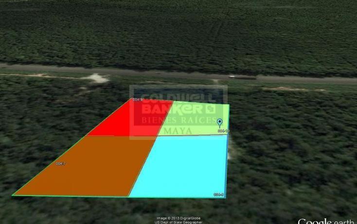 Foto de terreno habitacional en venta en  10, tulum centro, tulum, quintana roo, 332427 No. 08