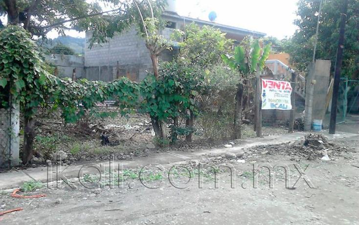 Foto de terreno habitacional en venta en  10, villa de las flores, poza rica de hidalgo, veracruz de ignacio de la llave, 1640890 No. 04