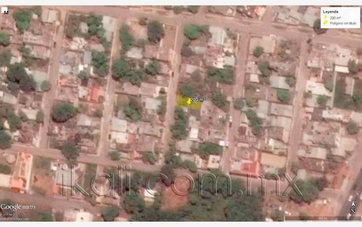 Foto de terreno habitacional en venta en  10, villa de las flores, poza rica de hidalgo, veracruz de ignacio de la llave, 1640890 No. 07