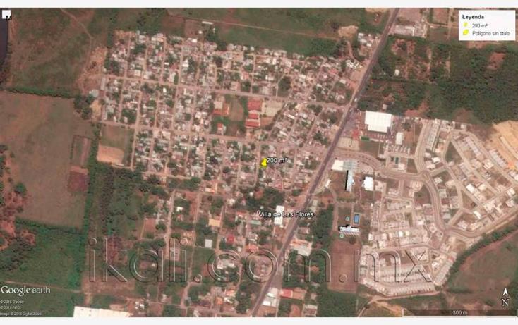 Foto de terreno habitacional en venta en  10, villa de las flores, poza rica de hidalgo, veracruz de ignacio de la llave, 1640890 No. 08