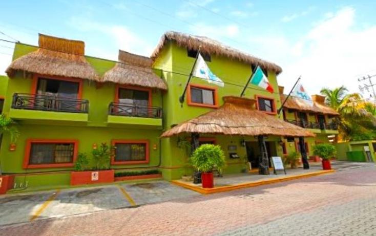 Foto de edificio en venta en 10 y 5ta smls100, playa del carmen centro, solidaridad, quintana roo, 462952 No. 01