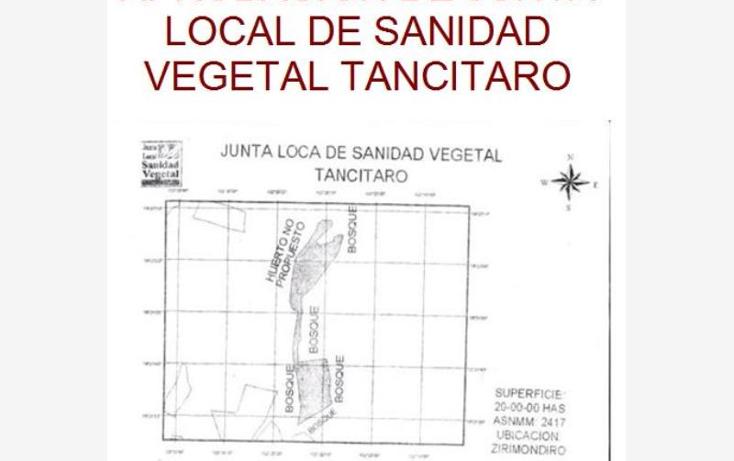 Foto de terreno comercial en venta en  10, zirimondiro, tanc?taro, michoac?n de ocampo, 1685242 No. 11