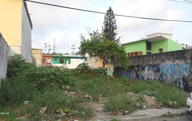 Foto de terreno habitacional en venta en  100, 21 de abril, veracruz, veracruz de ignacio de la llave, 1945832 No. 01