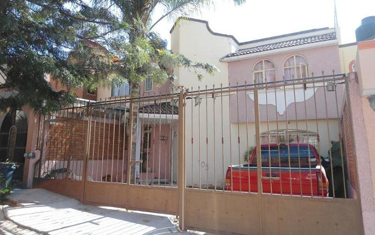 Foto de casa en venta en  100, arcoiris, morelia, michoac?n de ocampo, 1582044 No. 01