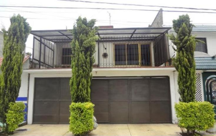 Foto de casa en venta en  100, bosques de aragón, nezahualcóyotl, méxico, 1726462 No. 01