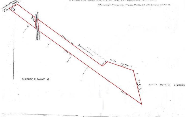 Foto de terreno comercial en venta en  100, ciudad industrial iii, centro, tabasco, 1729290 No. 04
