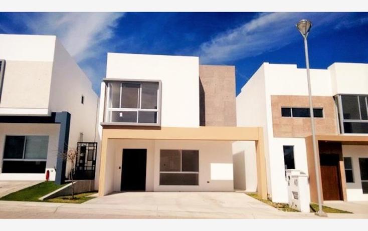 Foto de casa en venta en  100, cumbres del lago, querétaro, querétaro, 1689114 No. 01