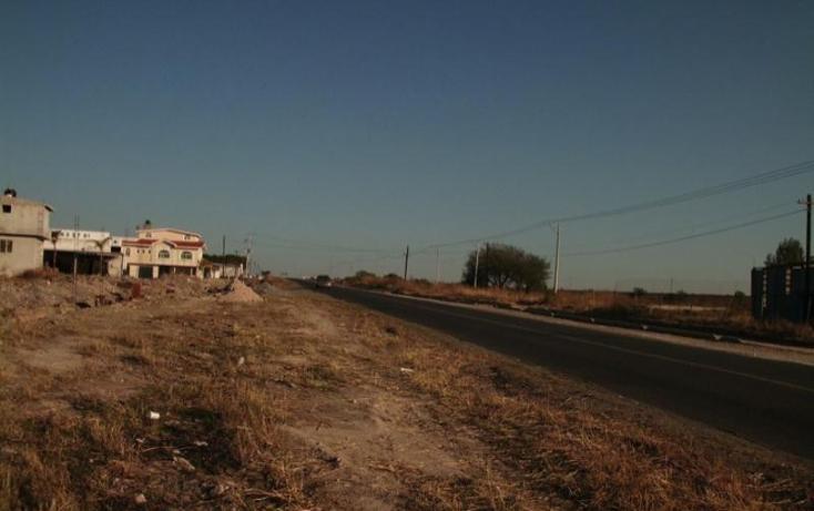 Foto de terreno industrial en renta en adolfo lopez mateos 100, el maguey, san francisco del rincón, guanajuato, 1818184 No. 01
