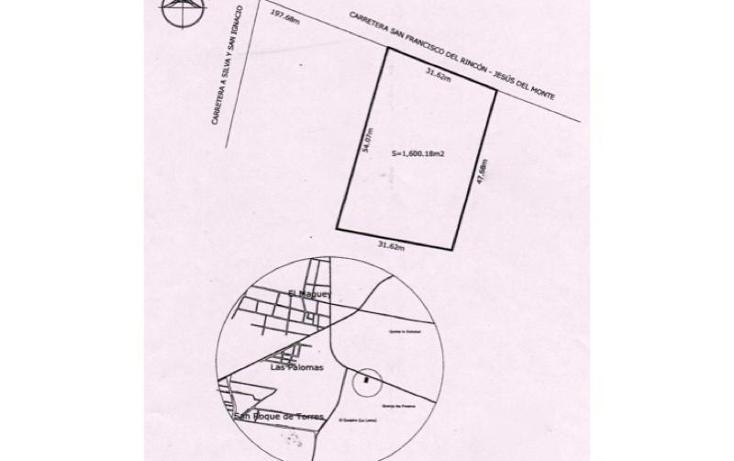 Foto de terreno industrial en renta en adolfo lopez mateos 100, el maguey, san francisco del rincón, guanajuato, 1818184 No. 02