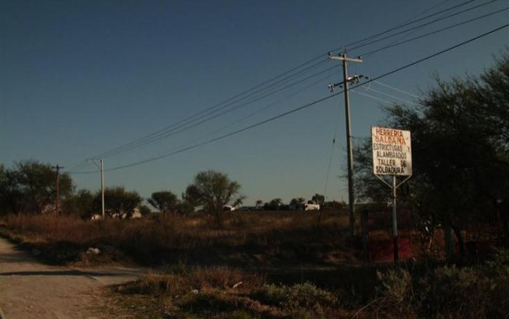 Foto de terreno industrial en renta en adolfo lopez mateos 100, el maguey, san francisco del rincón, guanajuato, 1818184 No. 04