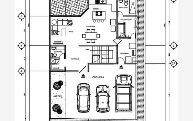 Foto de casa en venta en laderas 100, el uro, monterrey, nuevo león, 2689313 No. 03