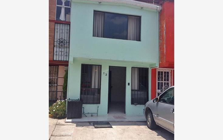 Foto de casa en venta en  100, jardines de morelos sección bosques, ecatepec de morelos, méxico, 1531542 No. 01