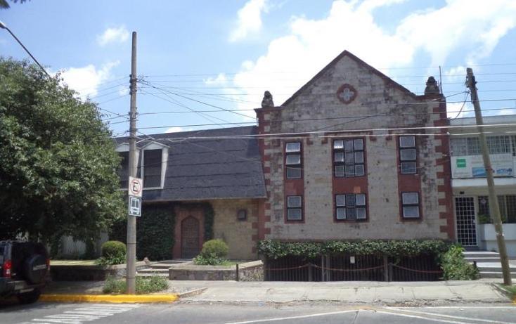 Foto de casa en venta en avenida niños heroes 100, jardines del bosque centro, guadalajara, jalisco, 855801 No. 01