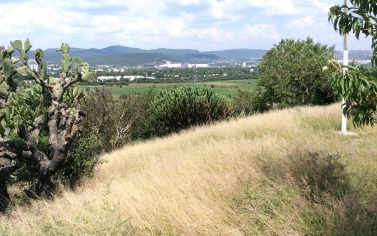 Foto de terreno habitacional en venta en  100, jurica, querétaro, querétaro, 1230635 No. 03