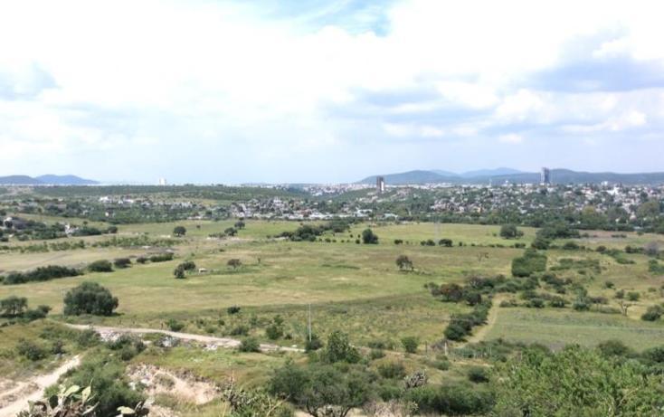 Foto de terreno habitacional en venta en  100, jurica, querétaro, querétaro, 1230635 No. 06