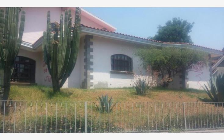 Foto de casa en venta en  100, las cañadas, zapopan, jalisco, 1647562 No. 01