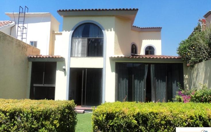 Foto de casa en renta en  100, las flores, cuernavaca, morelos, 1482551 No. 01