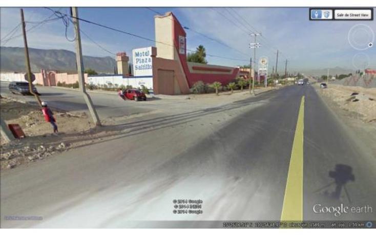 Foto de terreno habitacional en venta en  100, loma linda, saltillo, coahuila de zaragoza, 1611440 No. 01