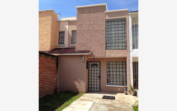 Foto de casa en venta en  100, los murales ii, león, guanajuato, 1621082 No. 01