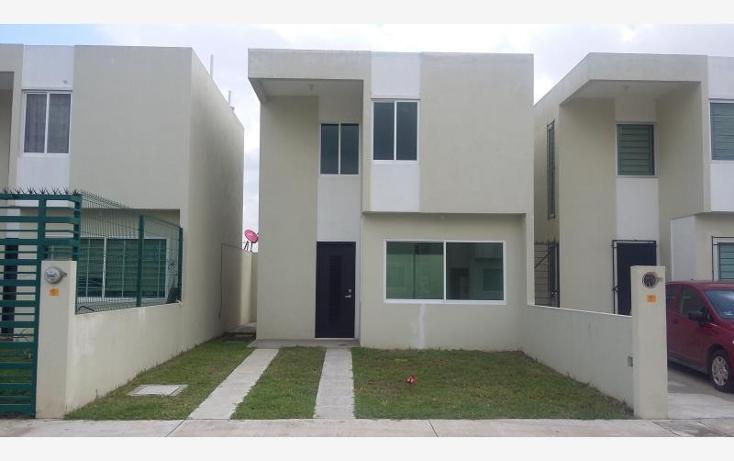 Foto de casa en venta en roger falconi 100, melchor ocampo 2a secc, cárdenas, tabasco, 1766122 No. 01